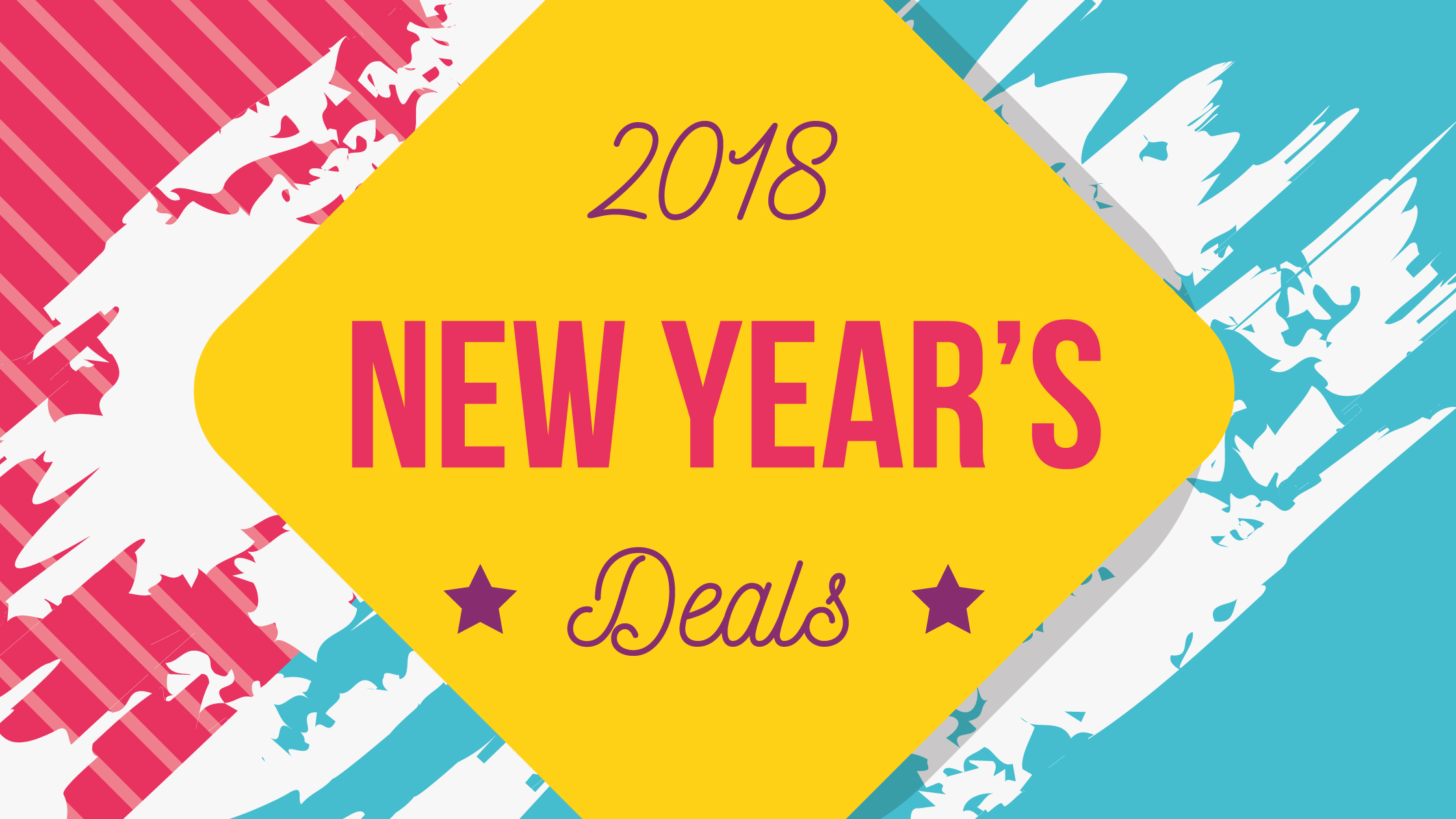 2018 New Year's Deals